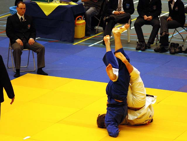 Judo video Dutch Championships